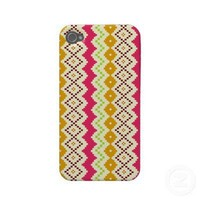 Tribal Inspired i Phone 4 Case-Mate Barely Thereâ?¢ Iphone 4 Case-mate Cases from Zazzle.com