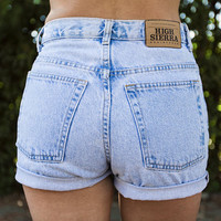 High Sierra High Waisted Shorts