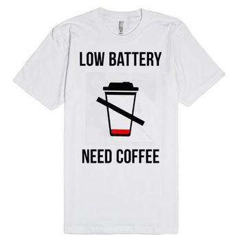 Low Battery: Need Coffee