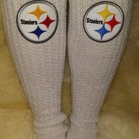 Steelers Leg Warmers