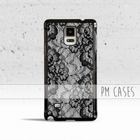 Floral Lace Design Case Cover for Samsung Galaxy S3 S4 S5 S6 S7 Edge Plus Active Mini Note 3 4 5 7