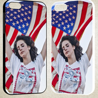 Lana Del Rey Ultraviolence F0751 iPhone 4S 5S 5C 6 6Plus, iPod 4 5, LG G2 G3, Sony Z2 Case