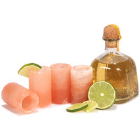 Himalayan Salt Tequila Shot Glasses (Set of 4)
