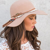 Harmony Floppy Hat (Tan)