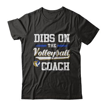 Dibs On The Coach Volleyball
