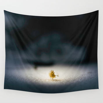 Fallen angel Wall Tapestry by HappyMelvin