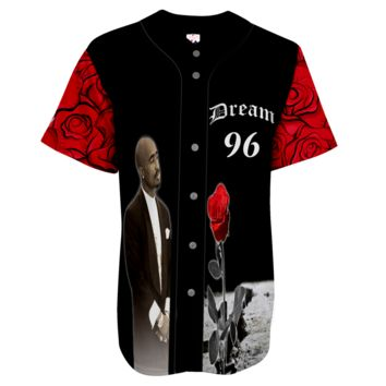 Dream Tupac Baseball Jersey