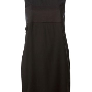 ONETOW T By Alexander Wang chest panel dress
