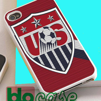 Usa Soccer For Iphone 4/4s, iPhone 5/5s, iPhone 5C, iphone 6, and iPhone 6 Plus Case