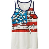 MEN SPRZ NY GRAPHIC TANK TOP (KEITH HARING) | UNIQLO