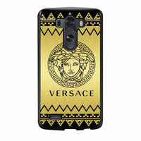 Versace Chevron Gold Edition LG G3 Case
