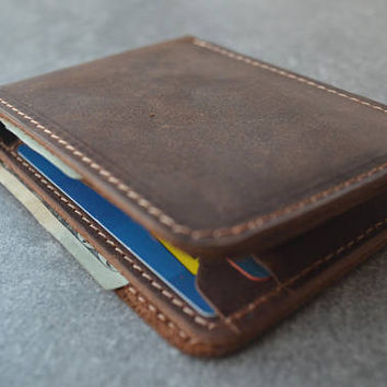 Personalized Men's Wallet - Custom Engraved FREE Shipping #4