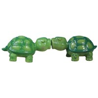 Westland Giftware Mwah Magnetic Turtles Salt and Pepper Shaker Set, 1-1/2-Inch