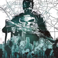 The Punisher Marvel Comics Posters 22x34