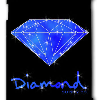 Diamond Supply Co Sparkle iPad case, Available for iPad 2, iPad 3, iPad 4 , iPad mini and iPad Air