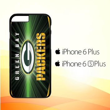 Green Bay Packers G0136 iPhone 6 Plus|6S Plus Case