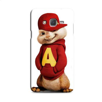 Alvin And The Chipmunks The Road Chip Movies Hat Samsung Galaxy J7 2015 | J7 2016 | J7 2017 Case