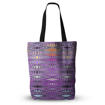 "Nina May ""Orche Kilim"" Pink Everything Tote Bag"