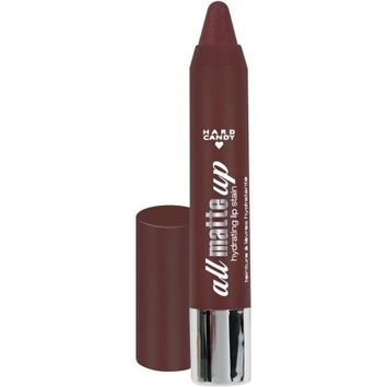 Hard Candy All Matte Up Hydrating Matte Lip Stain Crayon - Walmart.com