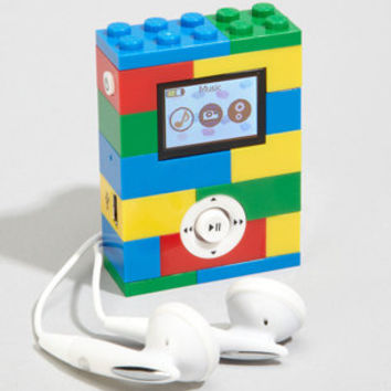 LEGO Digital Music Player | LEGO MP3 Player | fredflare.com