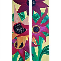 Sunflower Crew Socks