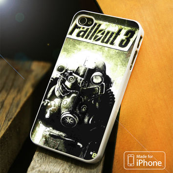 Game Fallout Cover iPhone 4(S),5(S),5C,SE,6(S),6(S) Plus Case