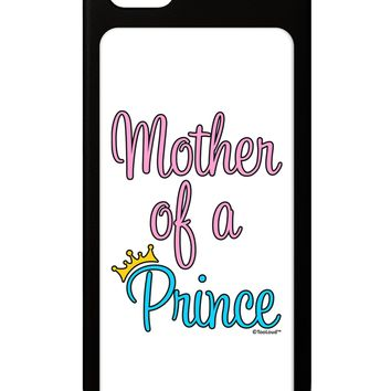 Mother of a Prince - Matching Mom and Son Design iPhone 5 / 5S Grip Case  by TooLoud