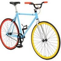 Critical Cycles Fixed Gear Single Speed Fixie Urban Road Bike | Shopsearches.com