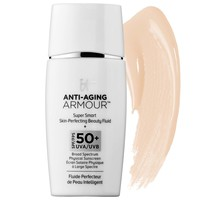 Sephora: IT Cosmetics : Anti-Aging Armour™ Super Smart Skin-Perfecting Beauty Fluid SPF 50+ : face-sunscreen
