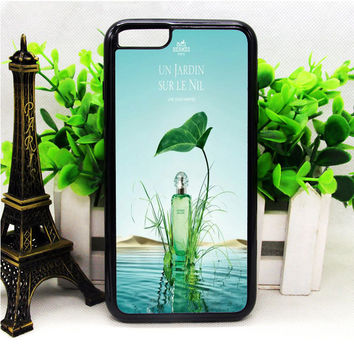 HERMES UN JARDIN PARFUM IPHONE 6 | 6 PLUS | 6S | 6S PLUS CASES