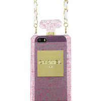 GLITTER PERFUME IPHONE CASE - iPhone