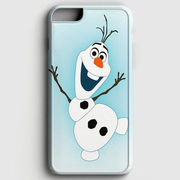 Olaf From Frozen iPhone 6 Plus/6S Plus Case