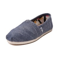 Womens TOMS Classic Chambray Casual Shoe