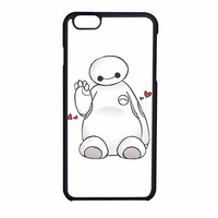 Hello I Love Baymax iPhone 6 Case