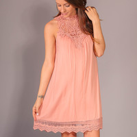 Ambitions Dress Blush