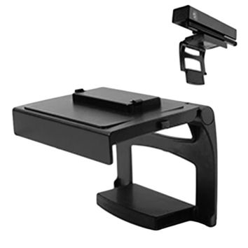 Durable TV Mount Compact Stand Holder For Microsoft For Xbox ONE For Kinect Sensor Adjustable Television Bracket