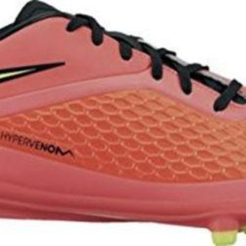 CREYON Nike Hypervenom Phantom AG Mens Football Boots 599808 Soccer Cleats Artificial Ground (us 12, bright crimson volt hyper ounch 690)