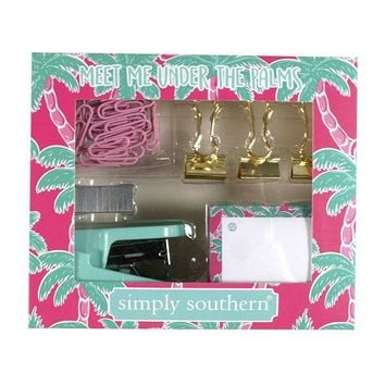 Simply Southern Stationery Set
