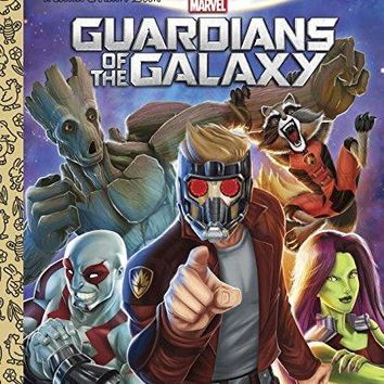 Guardians of the Galaxy Little Golden Books