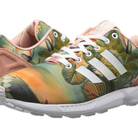 adidas Originals ZX Flux Farm Dust Pink/FTWR White/Dust Pink - Zappos.com Free Shipping BOTH Ways
