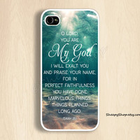 iPhone 5/5s, 5c, 4/4s & Samsung Galaxy S4, S3 cases | Quote / God / Jesus / Bible / Love / Faith / Hope / Christian iPhone 5 case