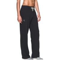Under Armour Women's Favorite French Terry Slouchy Pants | DICK'S Sporting Goods