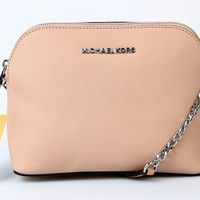 Michael Kors Jet Set Dome Crossbody