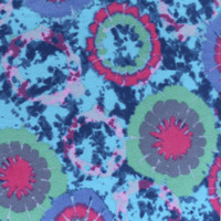Anti-Pill Fleece Fabric-Blue Washed Out Tie Dye | Jo-Ann