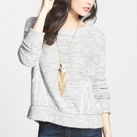 Free People 'Falling Stars' Marled Knit Pullover | Nordstrom