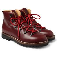 Car Shoe Leather Hiking Boots | MR PORTER