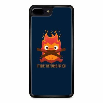 Howl S Moving Castle 2 iPhone 8 Plus Case