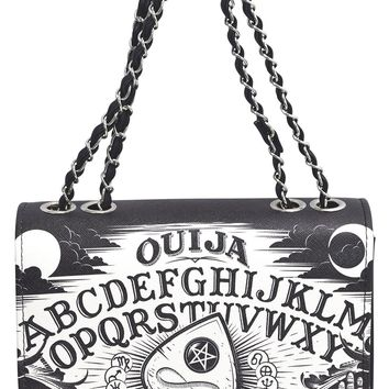 Liquorbrand Goth Punk Rock Ouija II Ouija Board Box Purse