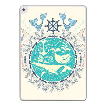The Paradise iPad Tablet Skin