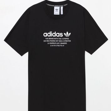 NMD Black T-Shirt | PacSun